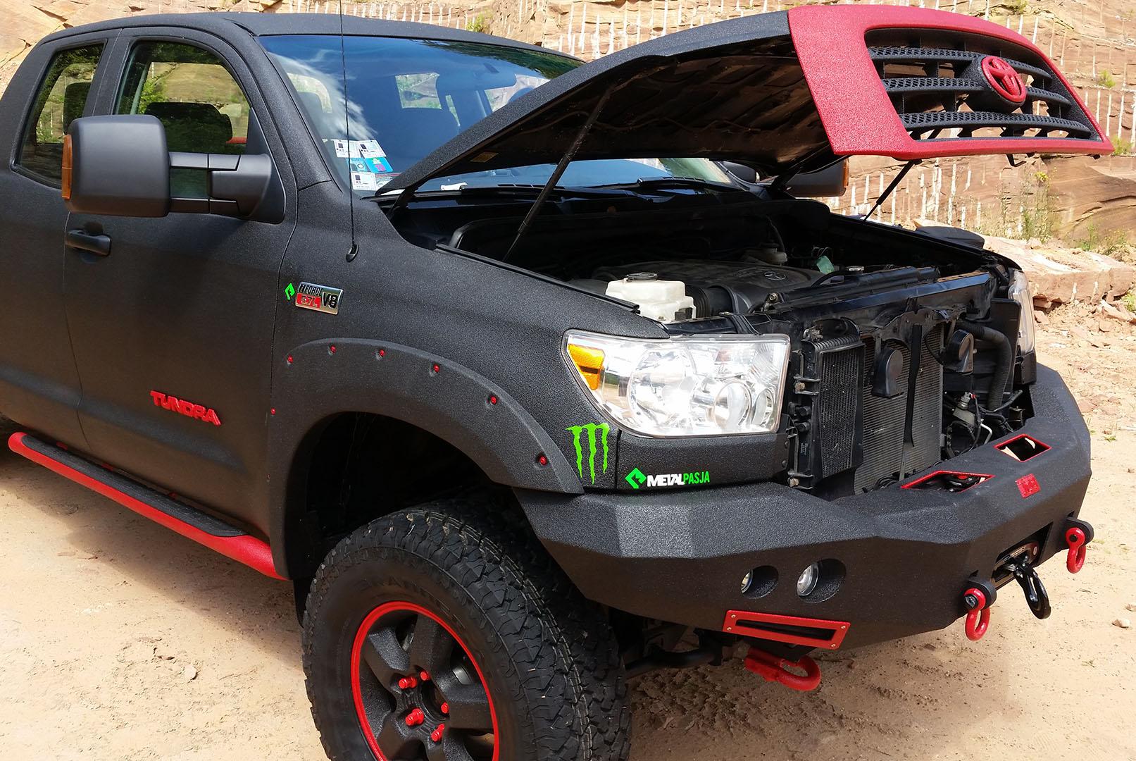 Toyota Tundra 5.7 HEMI