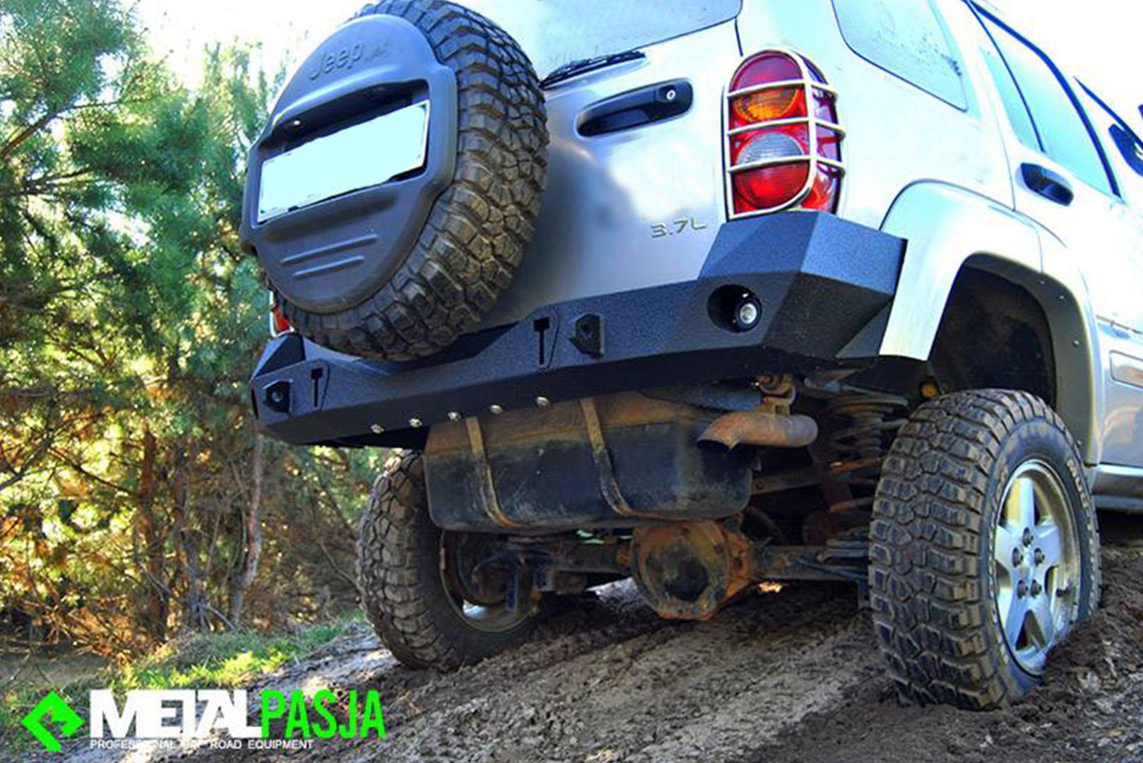 Zderzak tylny Eagle Eye Jeep Liberty KJ