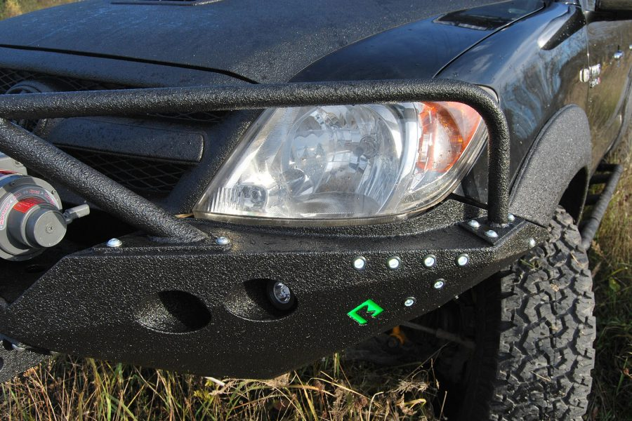 Zderzak przedni Tornado Toyota Hilux