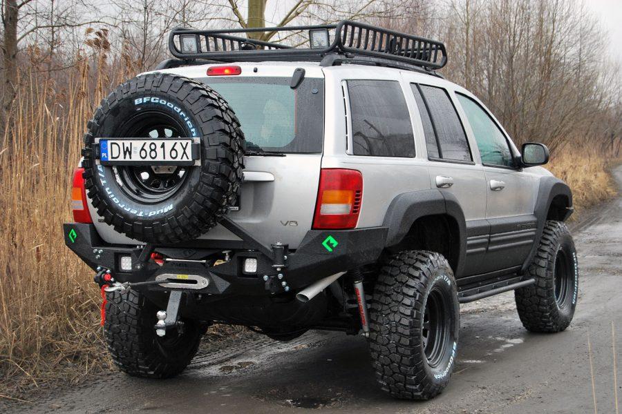 Jeep Grand Cherokee WJ – WG