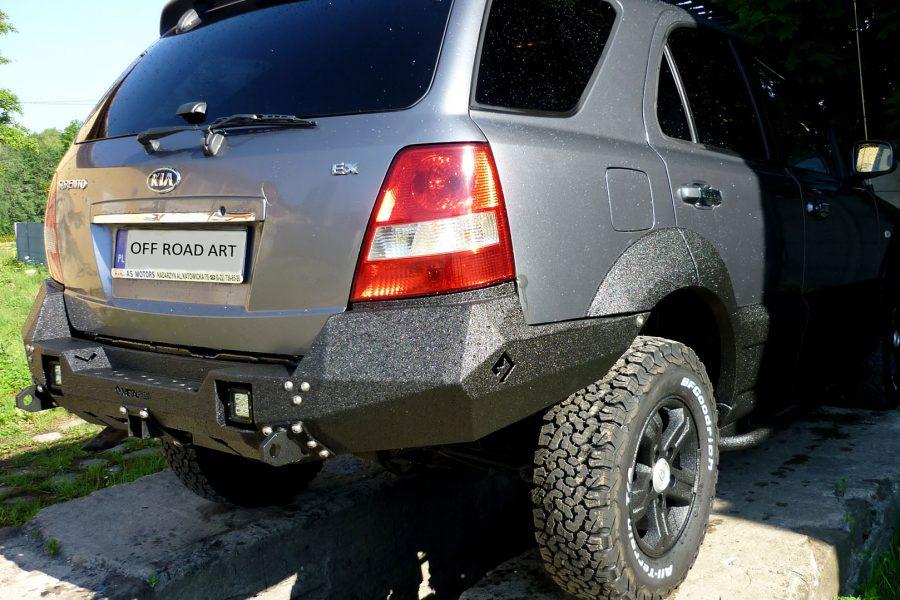 Tylny zderzak Off Road Kia Sorento