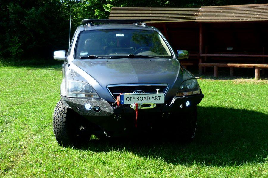 Kia Sorento – Modyfikacje off road