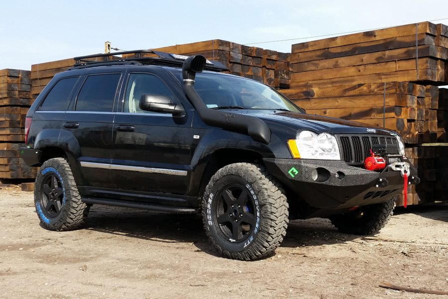 Jeep Grand Cherokee 5.7 HEMI – Modyfikacje Off Road