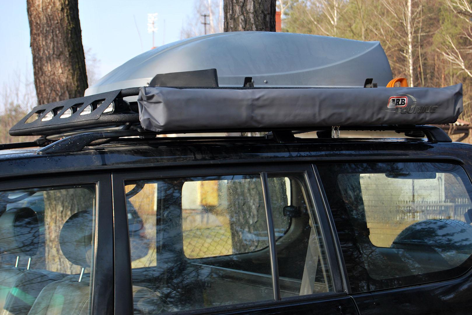 """Bagażnik dachowy off road """"Shooter"""""""