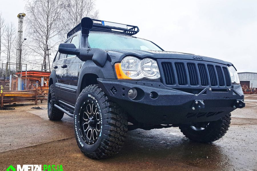 Jeep WK 5.7HEMI off road – Wyprawowy Jeep Grand Cherokee